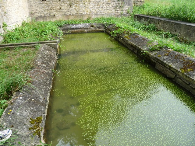 Fontaine Marie Madeleine de Vézelay